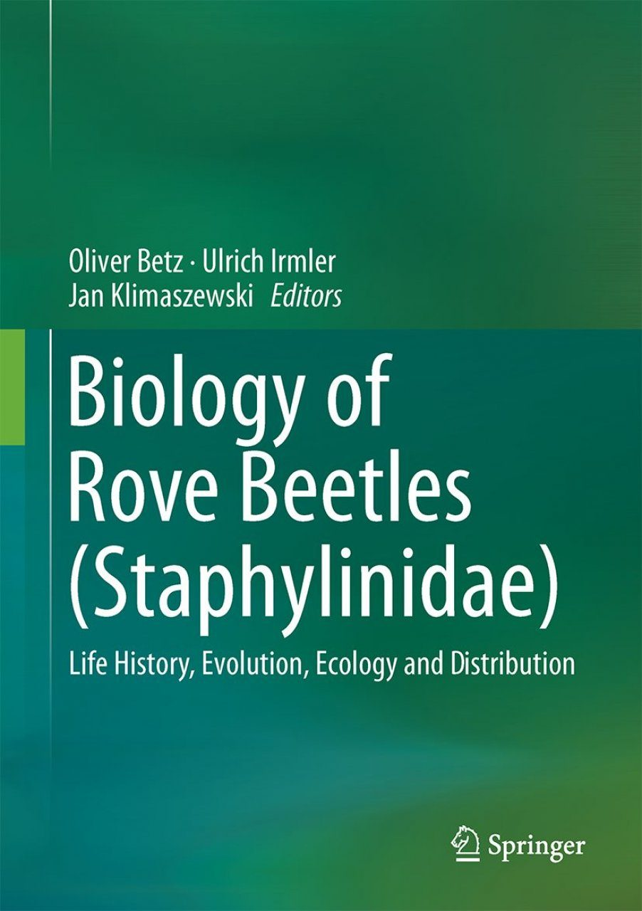 Biology of Rove Beetles (Staphylinidae)