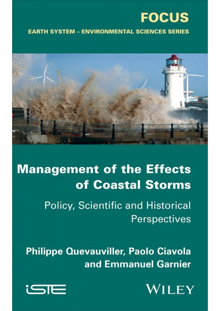 Management of the Effects of Coastal Storms