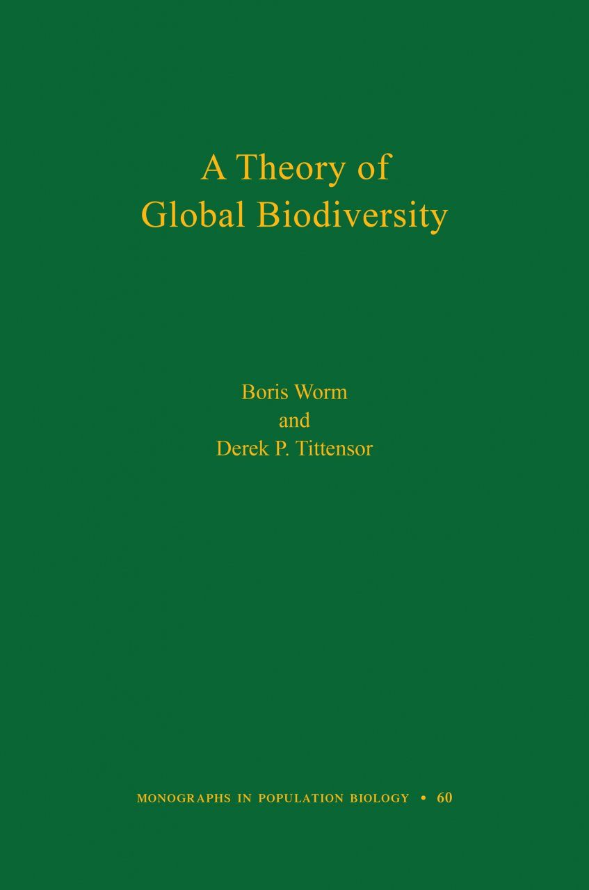 A Theory of Global Biodiversity
