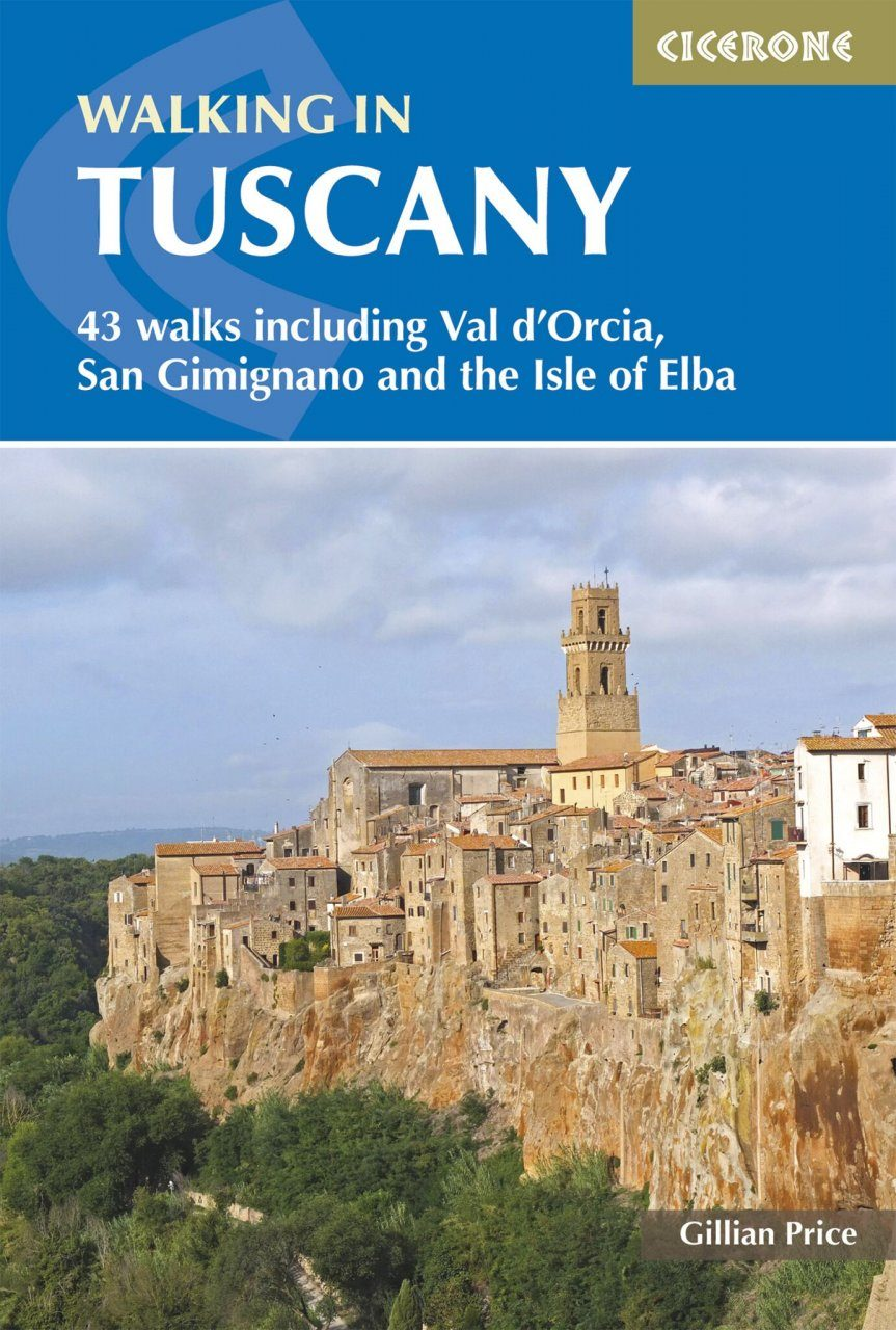 Cicerone Guides: Walking in Tuscany