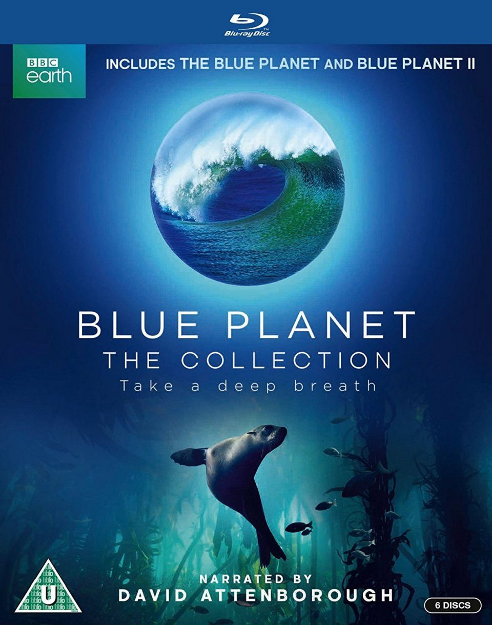 Blue Planet: The Collection (Region 2 & 4)