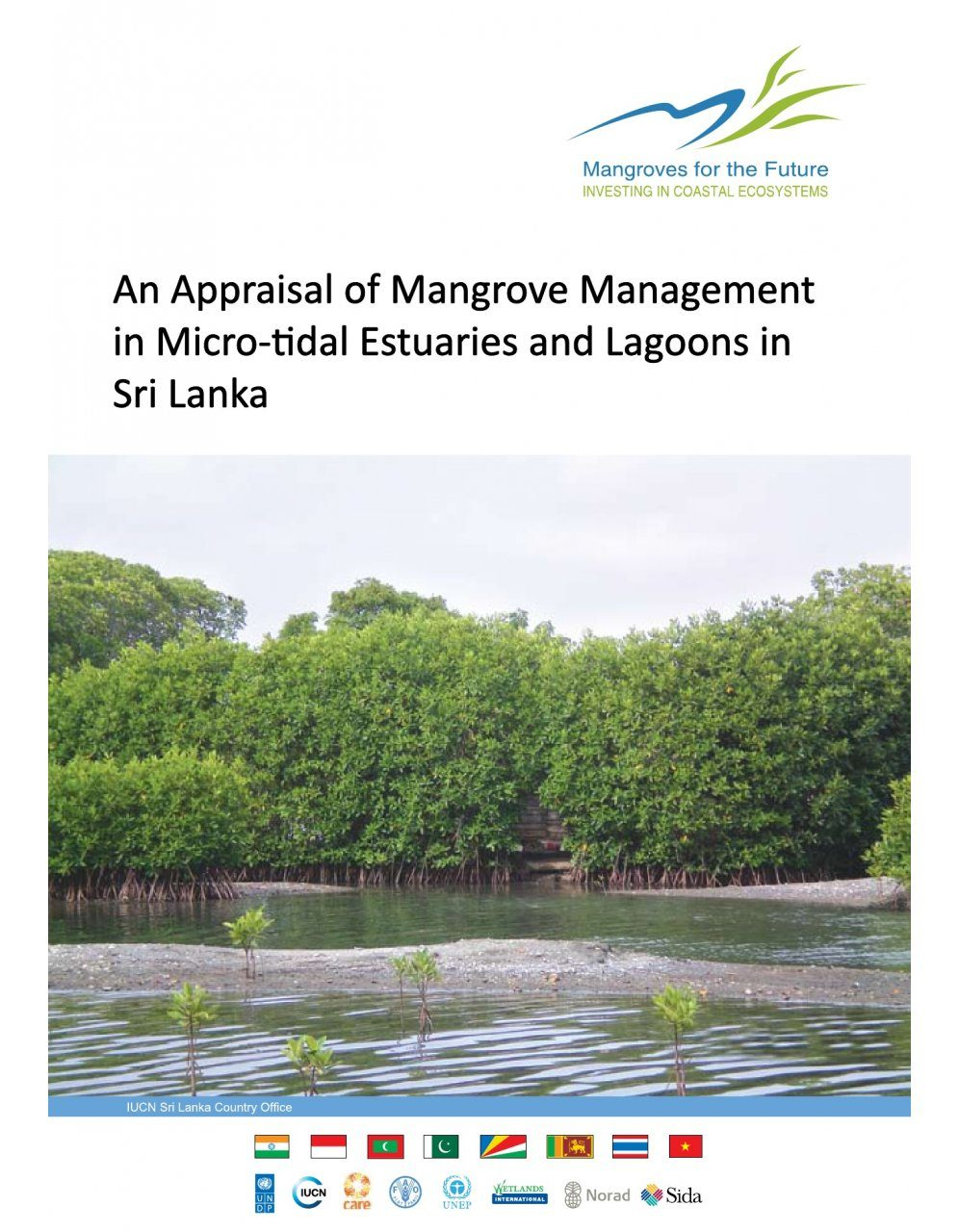An Appraisal of Mangrove Management in Microtidal Estuaries and Lagoons in Sri Lanka