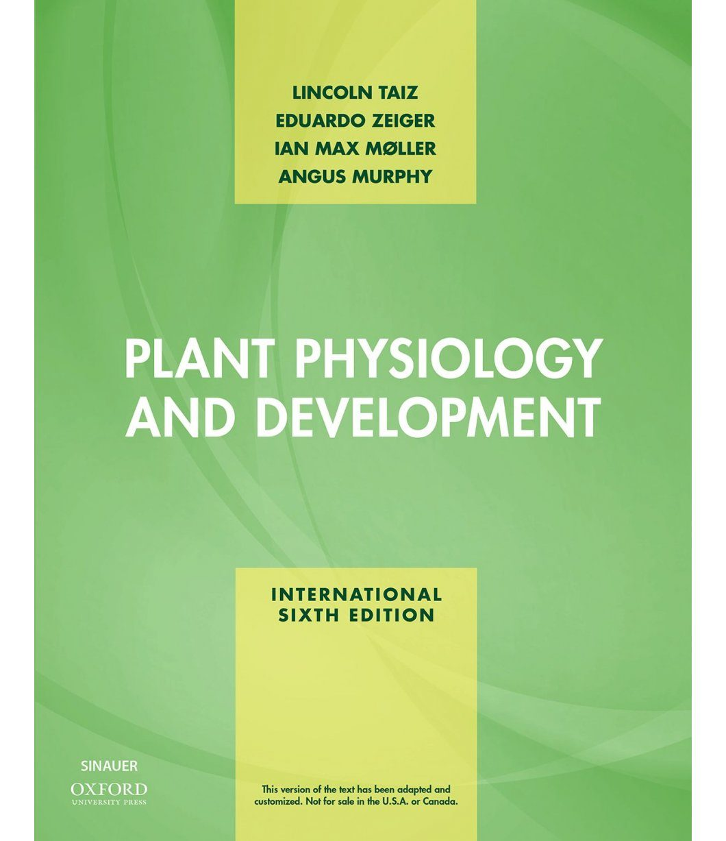 Plant Physiology and Development (International Edition)