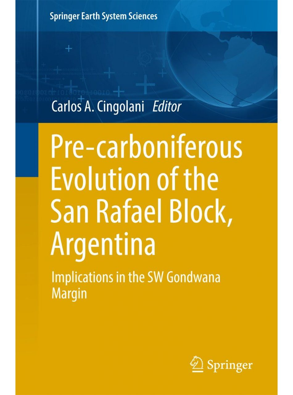 Pre-Carboniferous Evolution of the San Rafael Block, Argentina