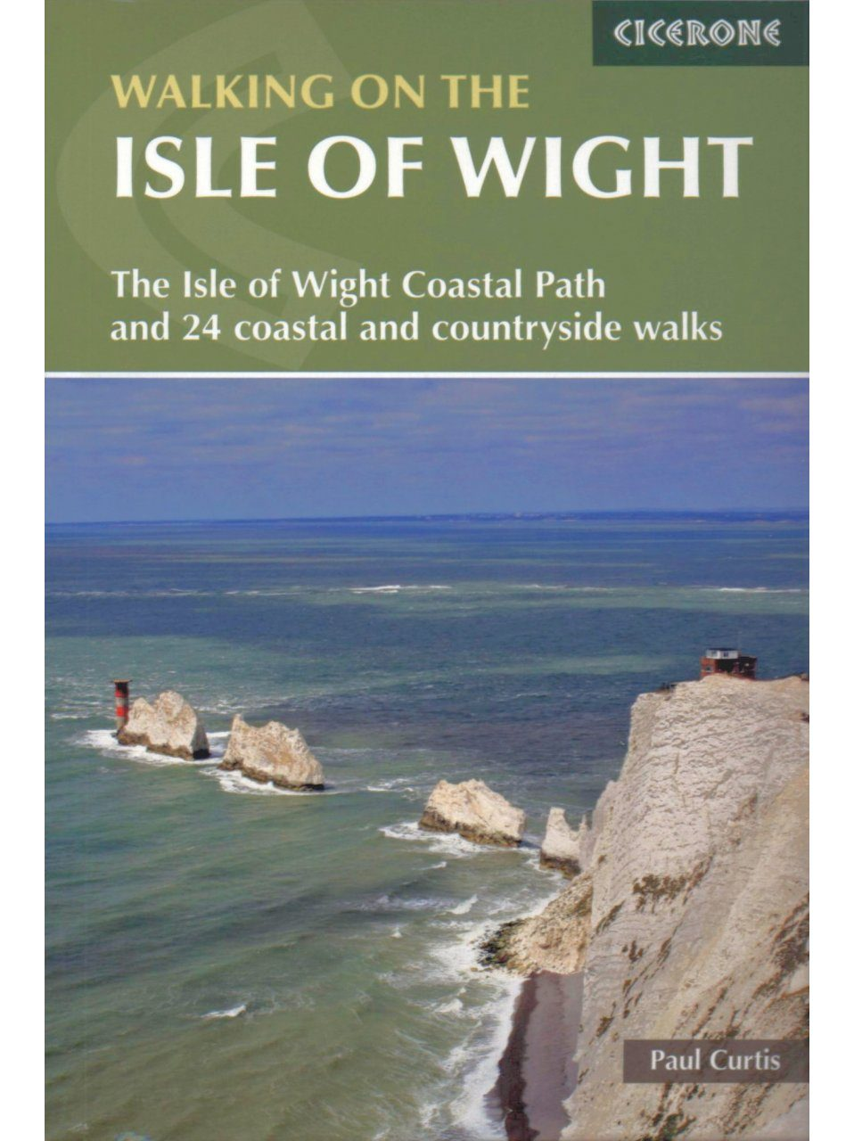 Cicerone Guides: Walking on the Isle of Wight