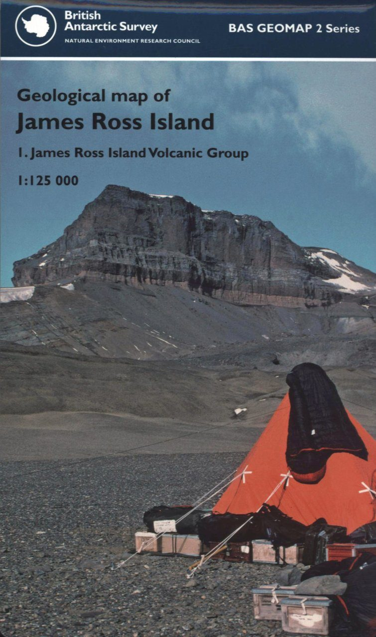 Geological Map of James Ross Island