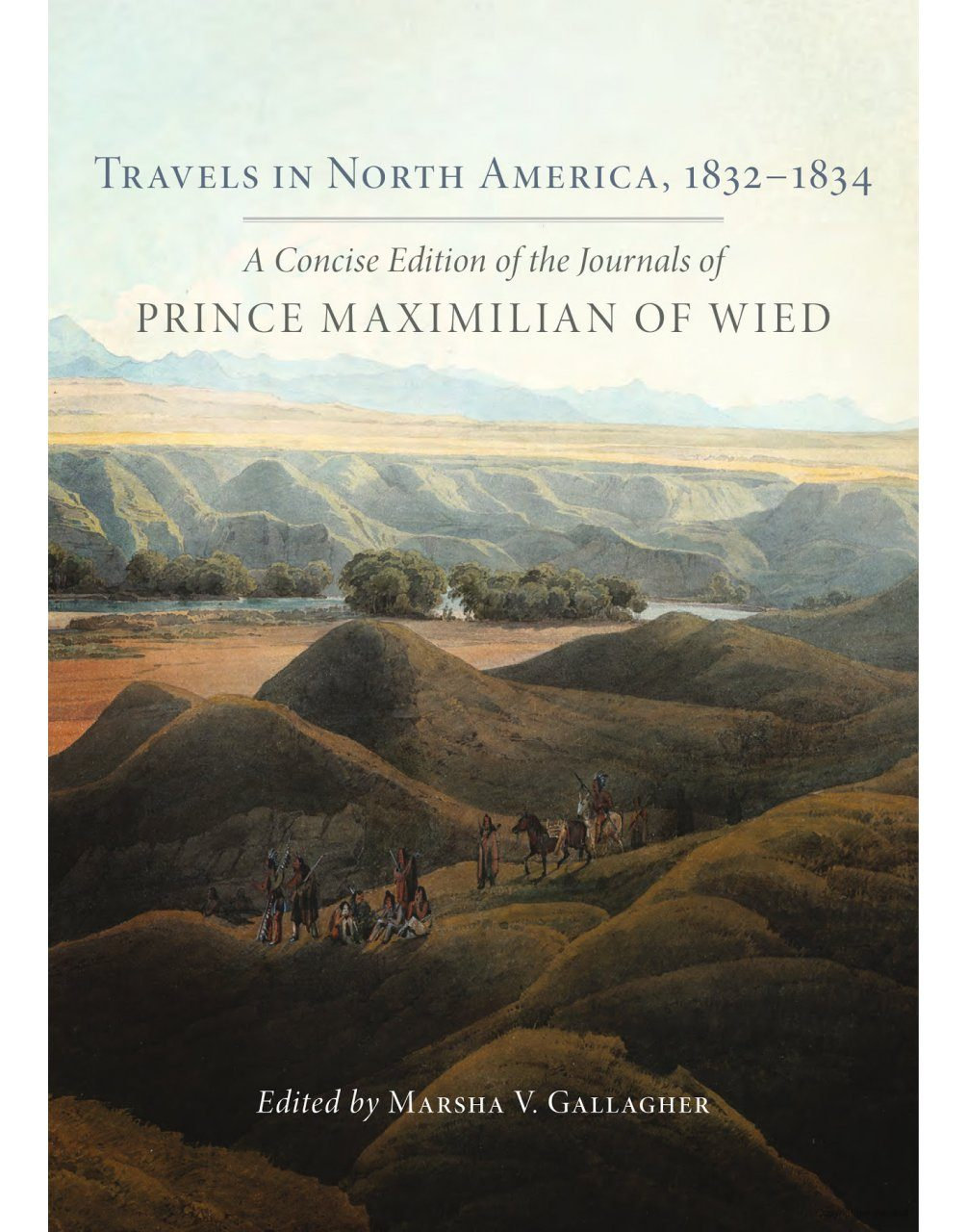Travels in North America, 1832-1834