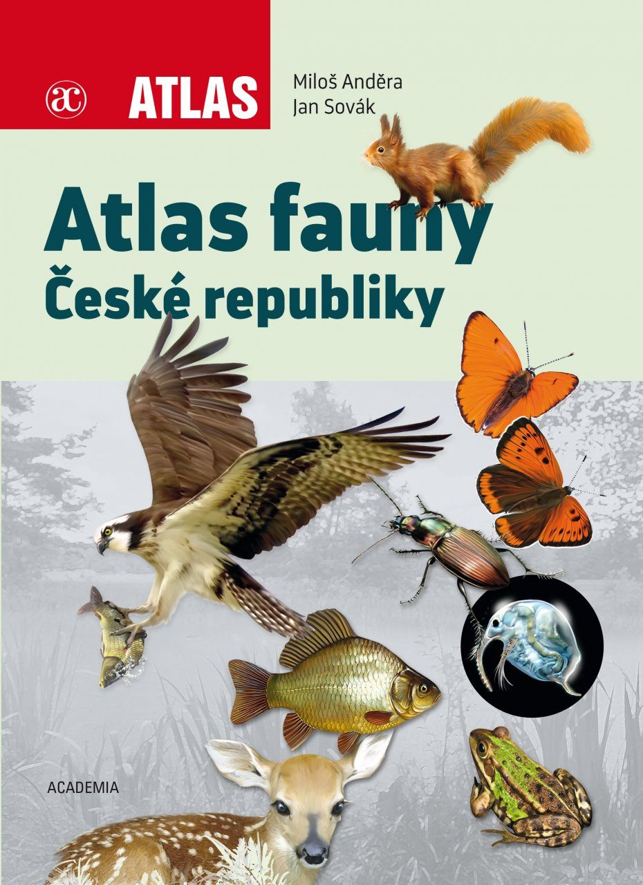 Atlas Fauny Ceské Republiky [Atlas of the Fauna of the Czech Republic]