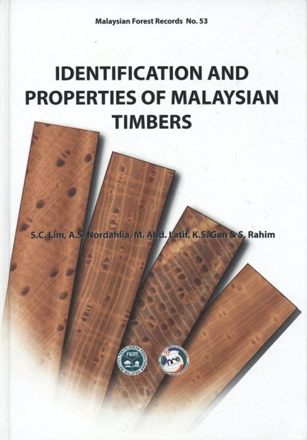 Identification and Properties of Malaysian Timbers