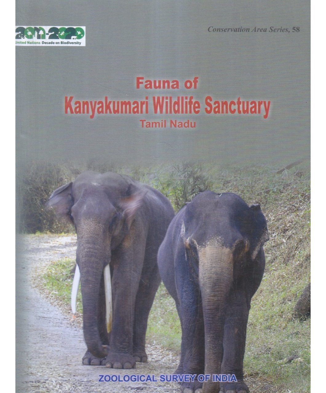 Fauna of Kanyakumari Wildlife Sanctuary, Tamil Nadu