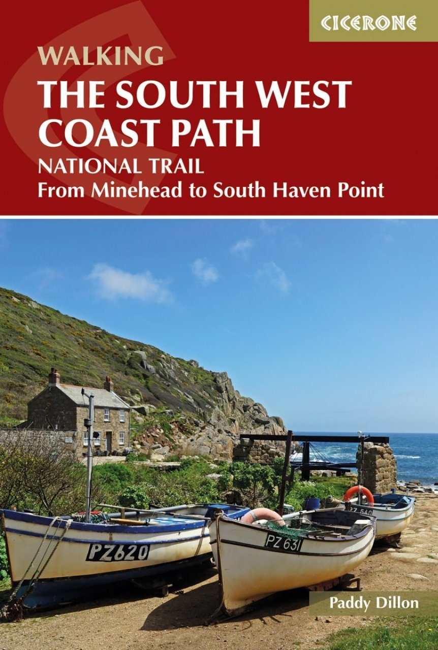 Cicerone Guides: Walking the South West Coast Path