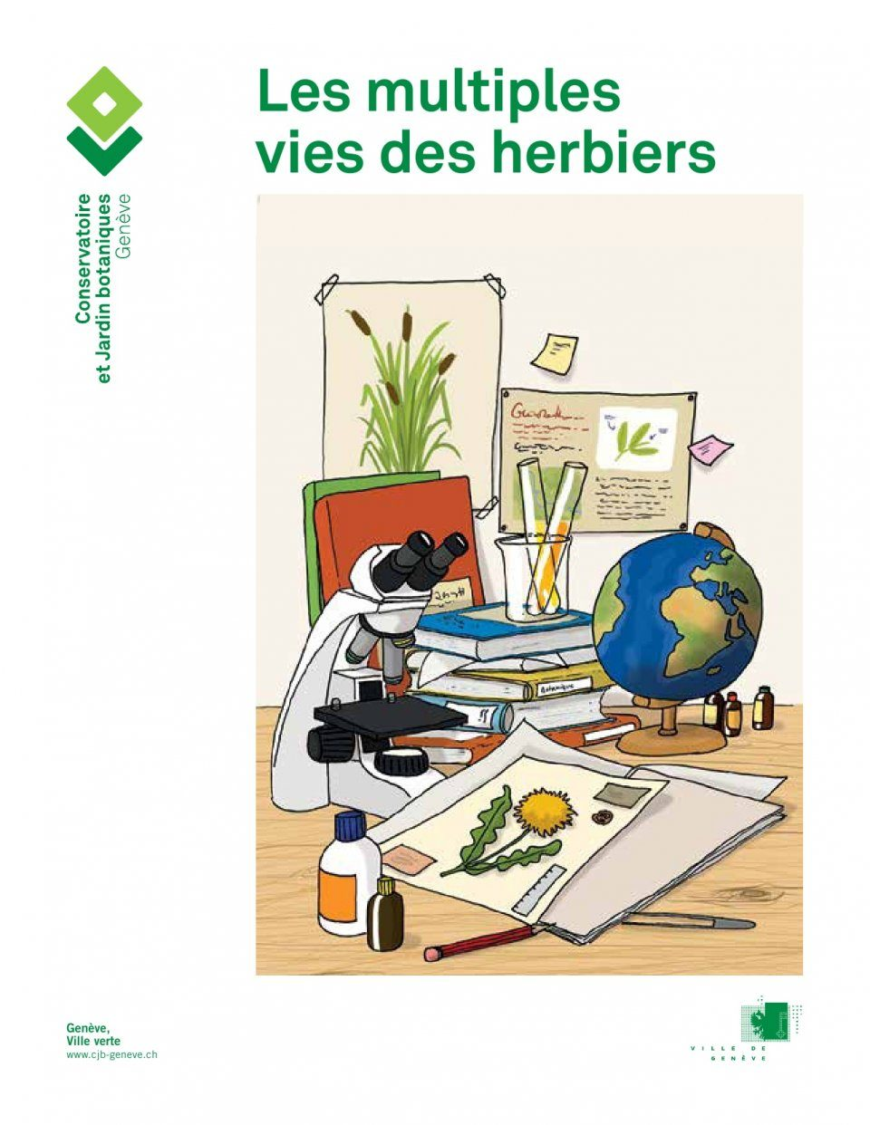 Les Multiples Vies des Herbiers [The Many Lives of Herbaria]