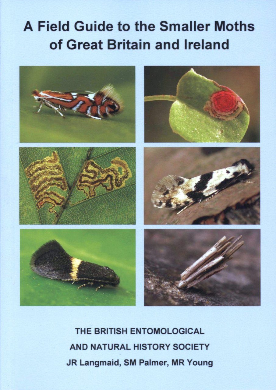 A Field Guide to the Smaller Moths of Great Britain and Ireland