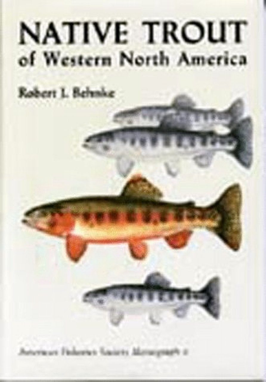 Native Trout of Western North America