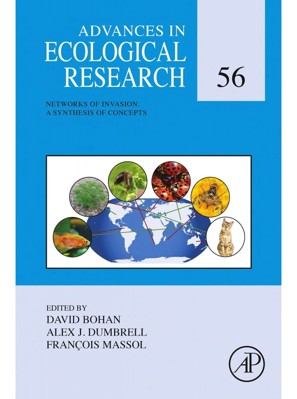 Advances in Ecological Research, Volume 56
