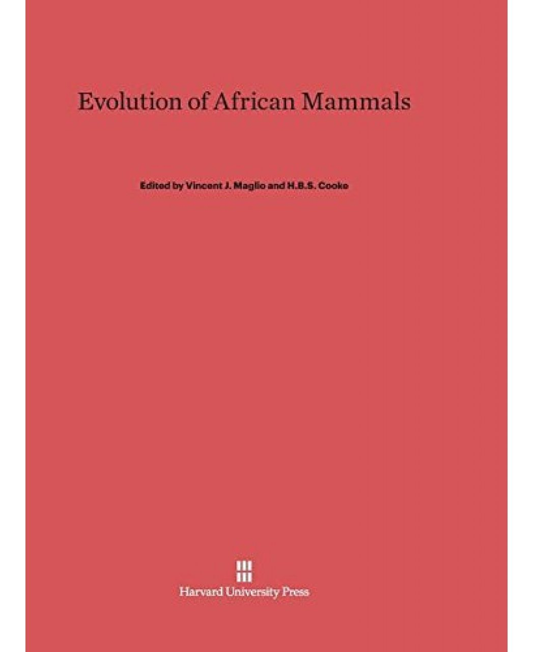 Evolution of African Mammals