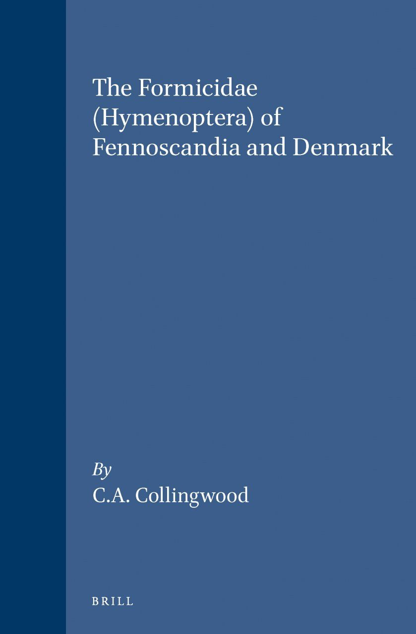 The Formicidae (Hymenoptera) of Fennoscandia and Denmark