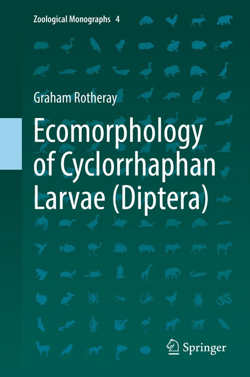 Ecomorphology of Cyclorrhaphan Larvae (Diptera)