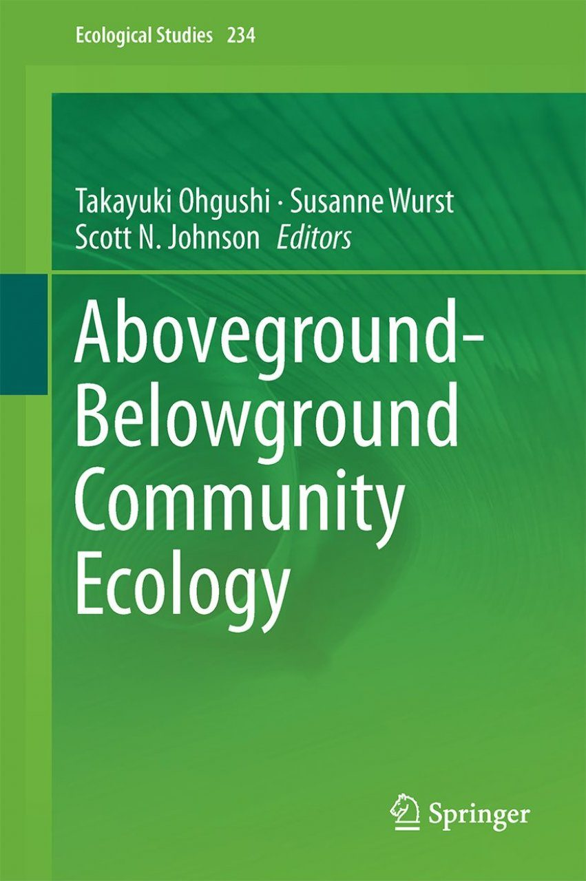 Aboveground-Belowground Community Ecology