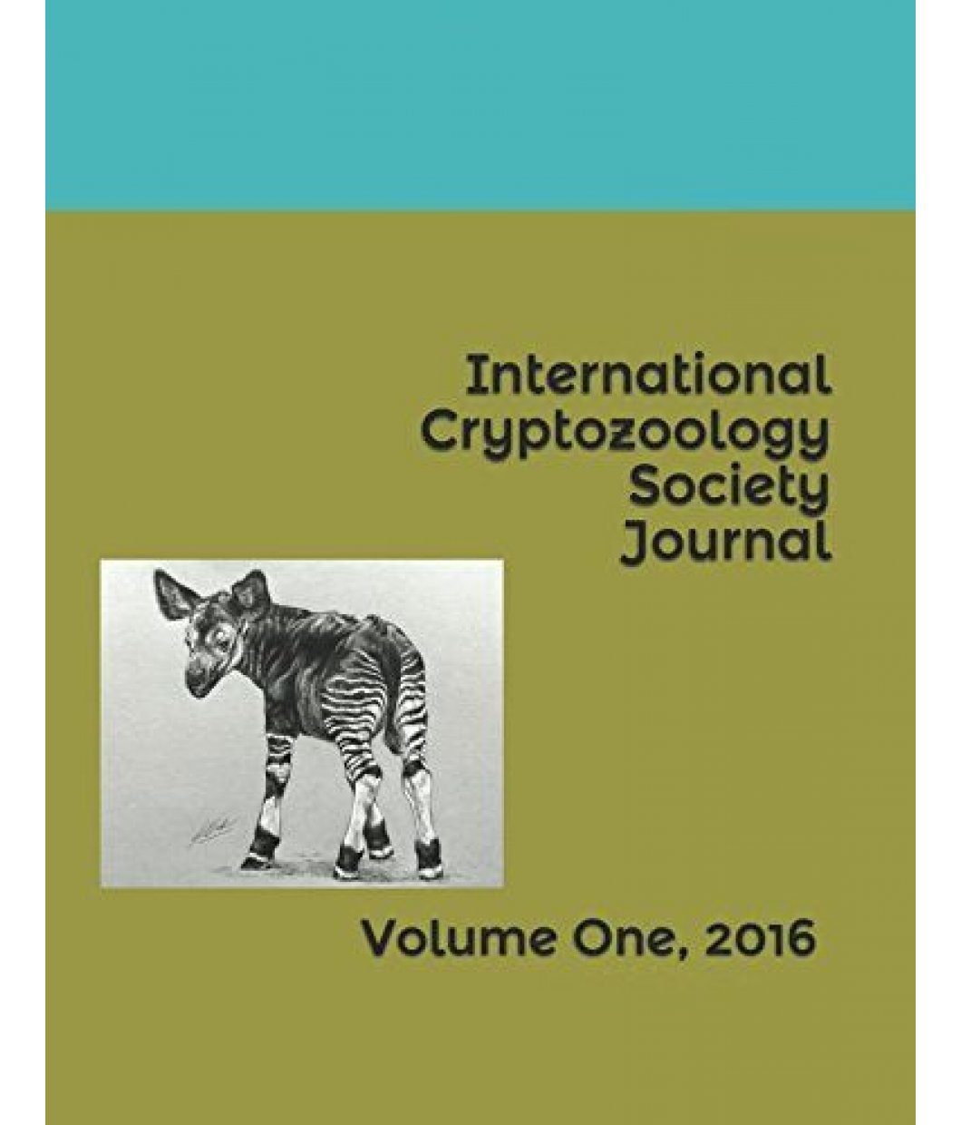 International Cryptozoology Society, Volume 1