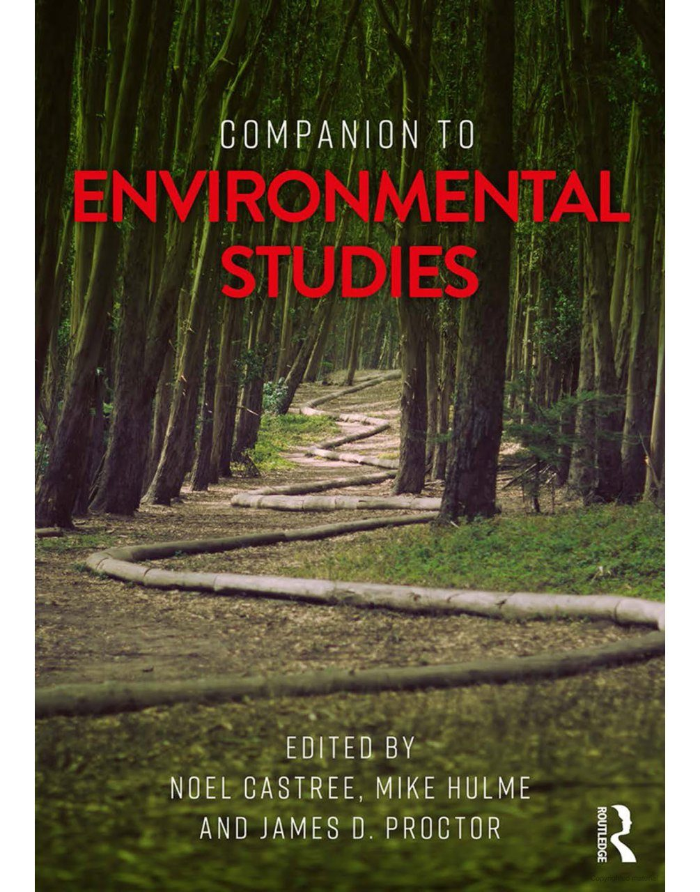 Companion to Environmental Studies