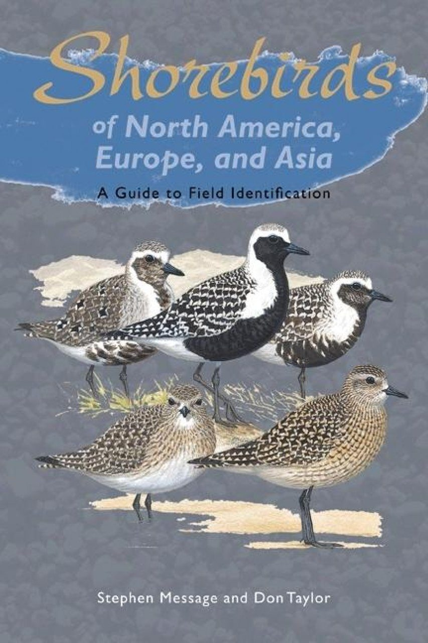 Shorebirds of North America, Europe, and Asia