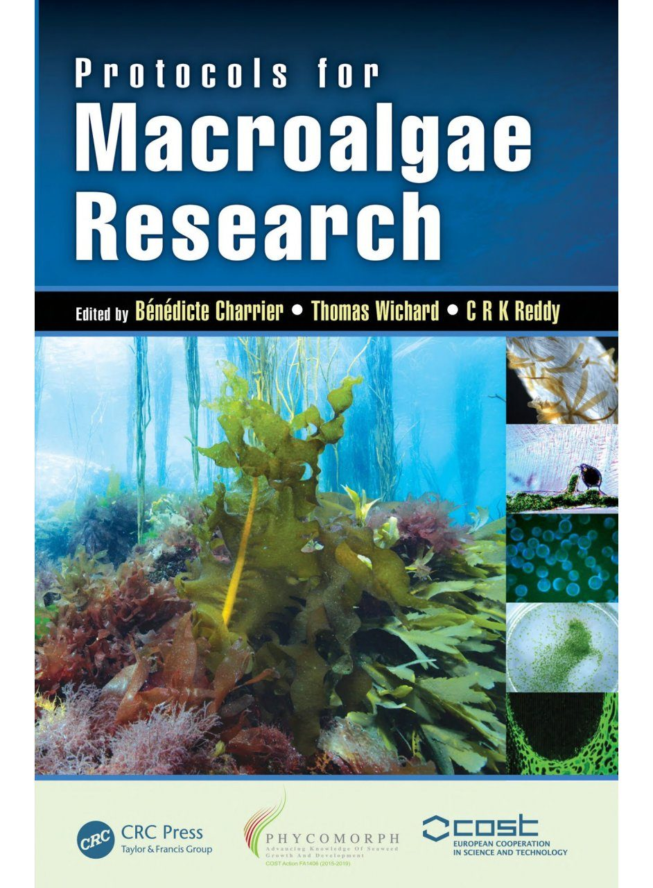 Protocols for Macroalgae Research