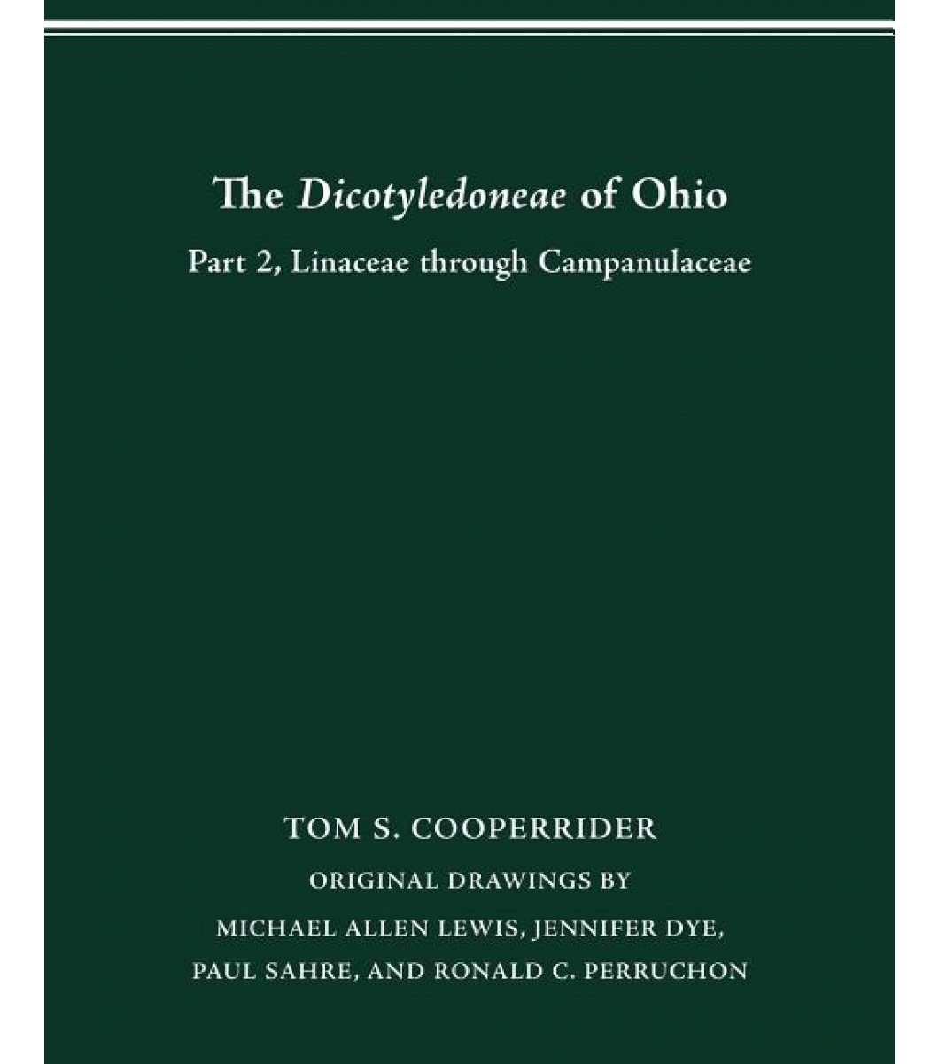 The Dicotyledoneae of Ohio, Part 2