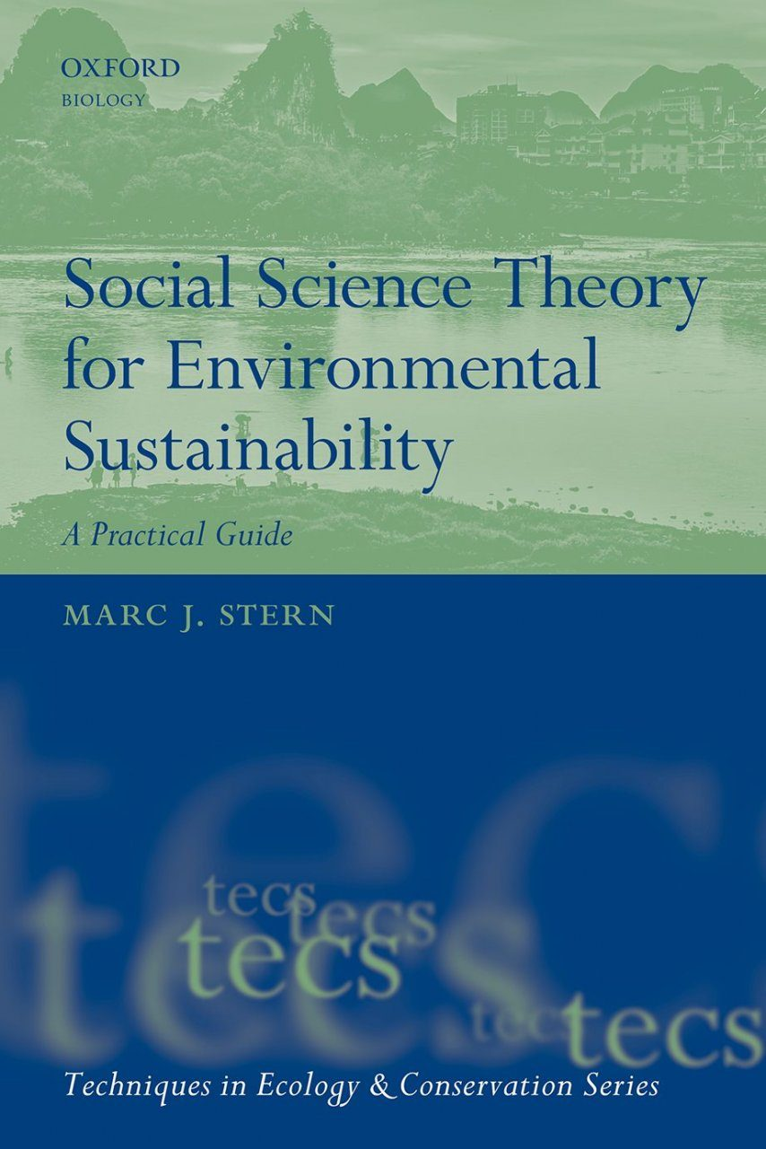 ... Array - social science theory for environmental sustainability a  practical rh ...