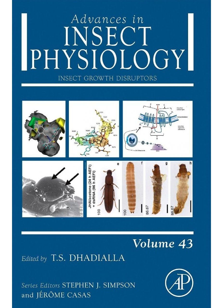 Advances in Insect Physiology, Volume 43