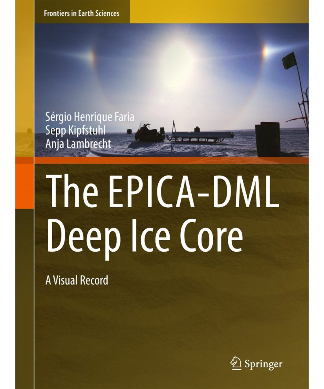 The EPICA-DML Deep Ice Core