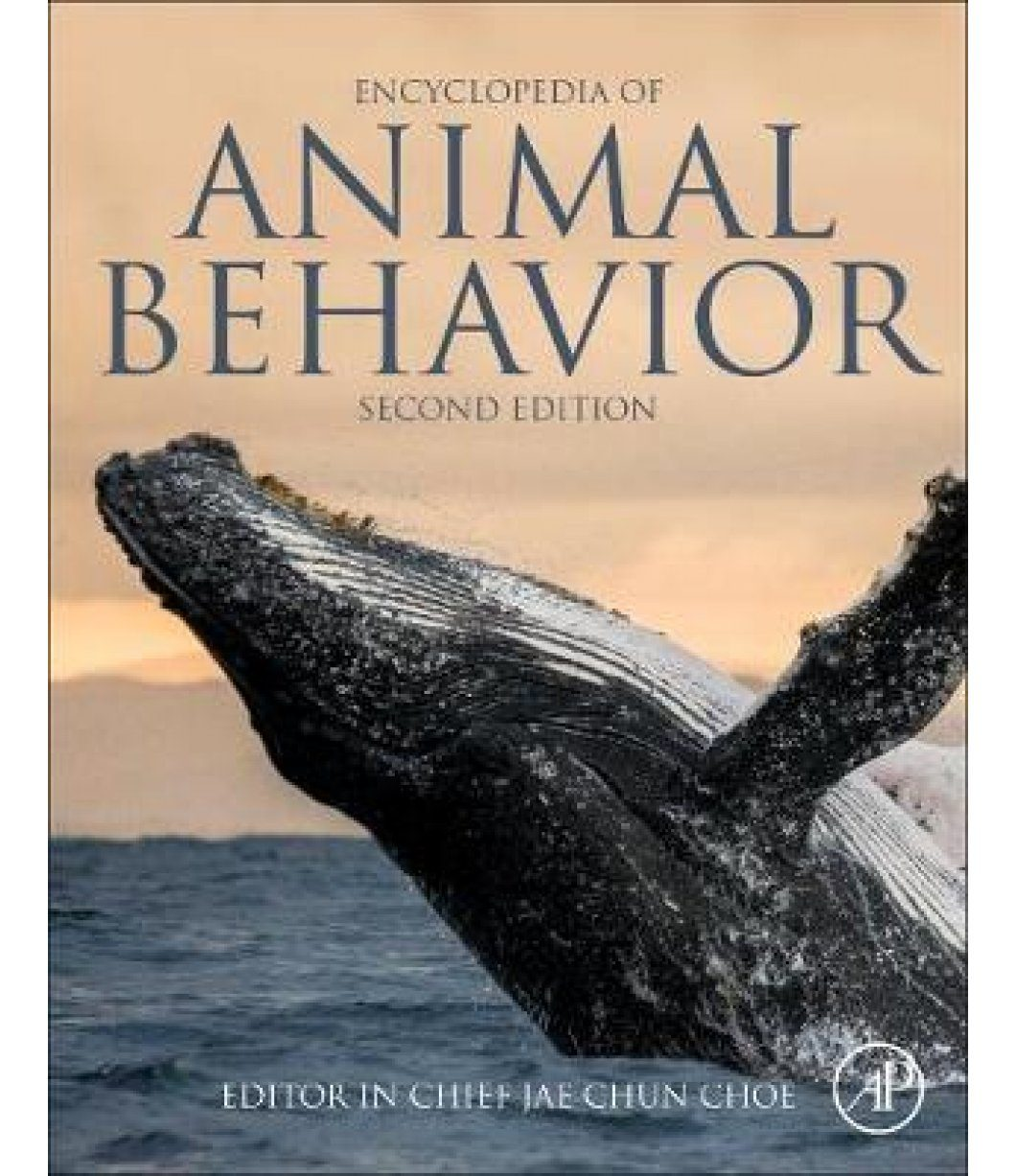 Encyclopedia of Animal Behavior (3-Volume Set)