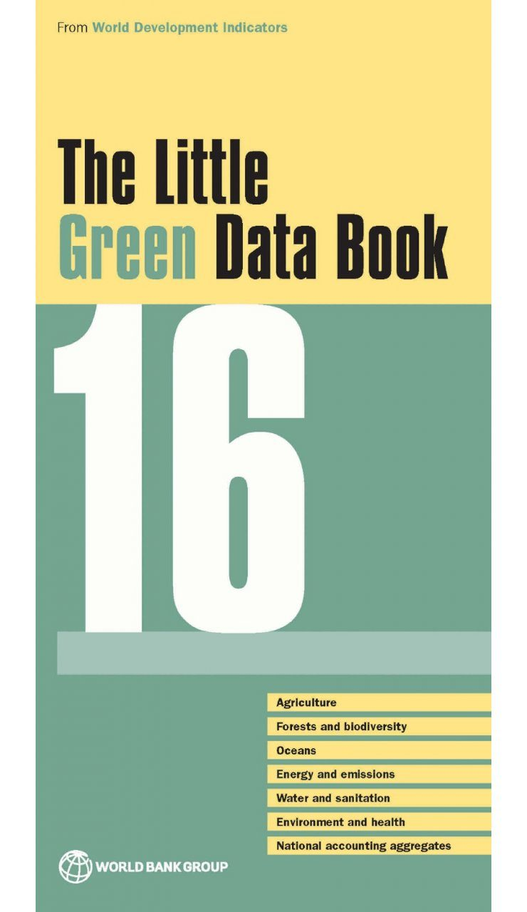 The Little Green Data Book 2016