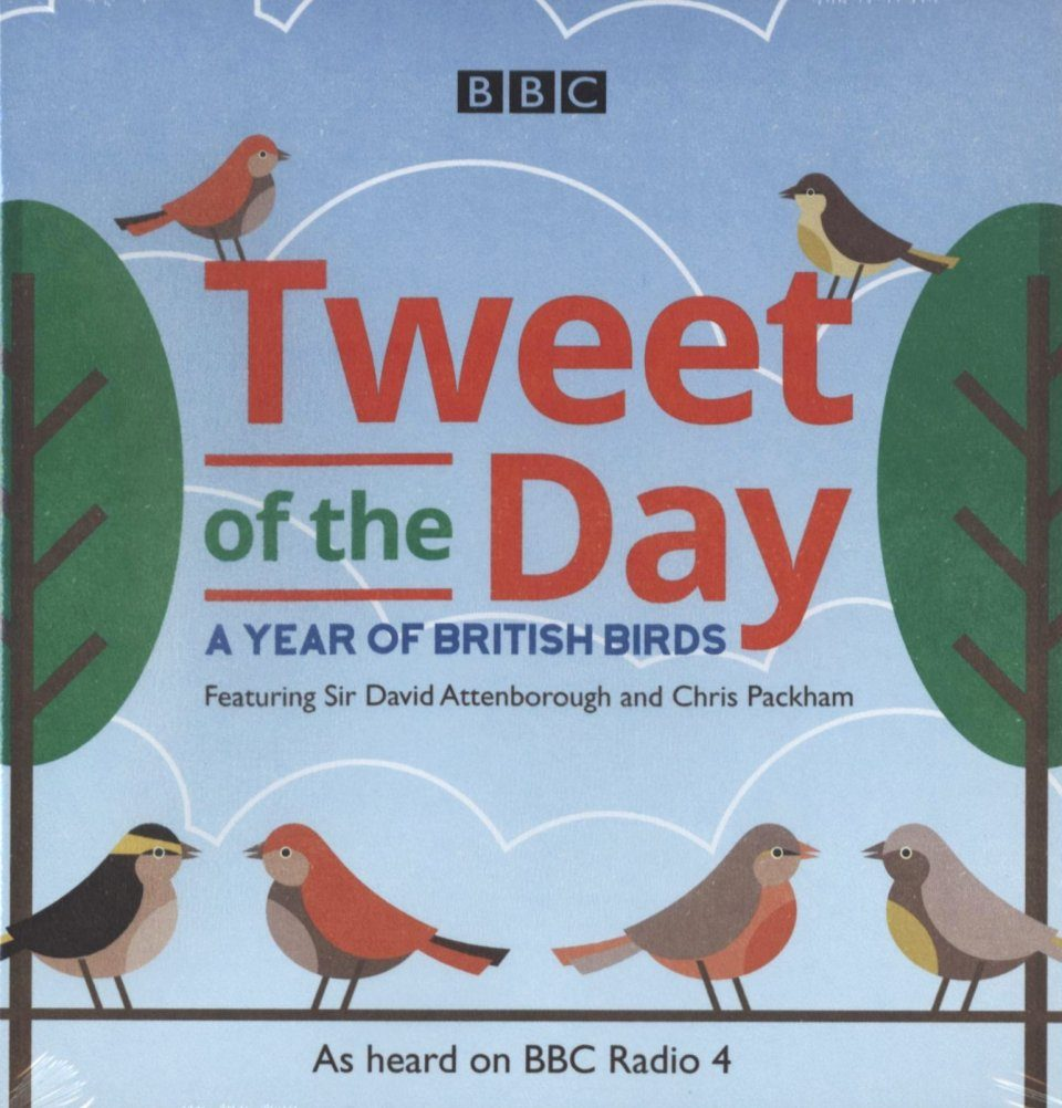 Tweet of the Day: A Year of British Birds (6CD)