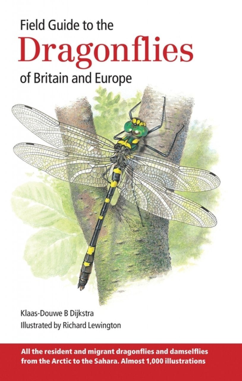 Field Guide to the Dragonflies of Britain and Europe