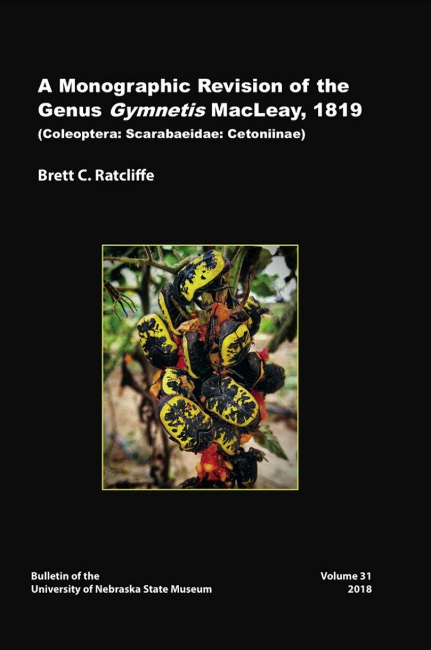 A Monographic Revision of the Genus Gymnetis MacLeay, 1819 (Coleoptera: Scarabaeidae: Cetoniinae)