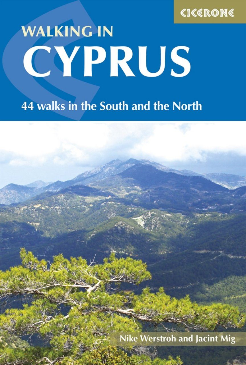 Cicerone Guides: Walking in Cyprus