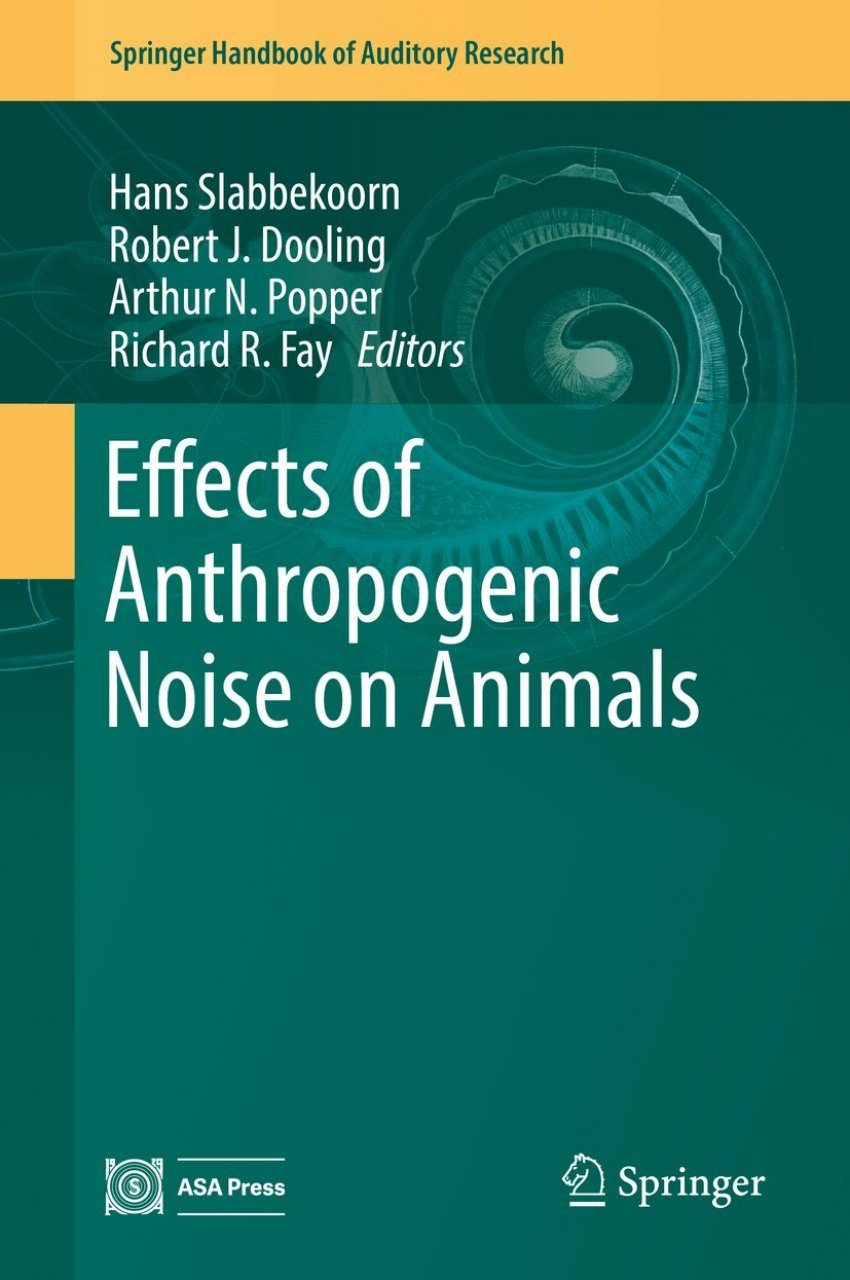 Effects of Anthropogenic Noise on Animals