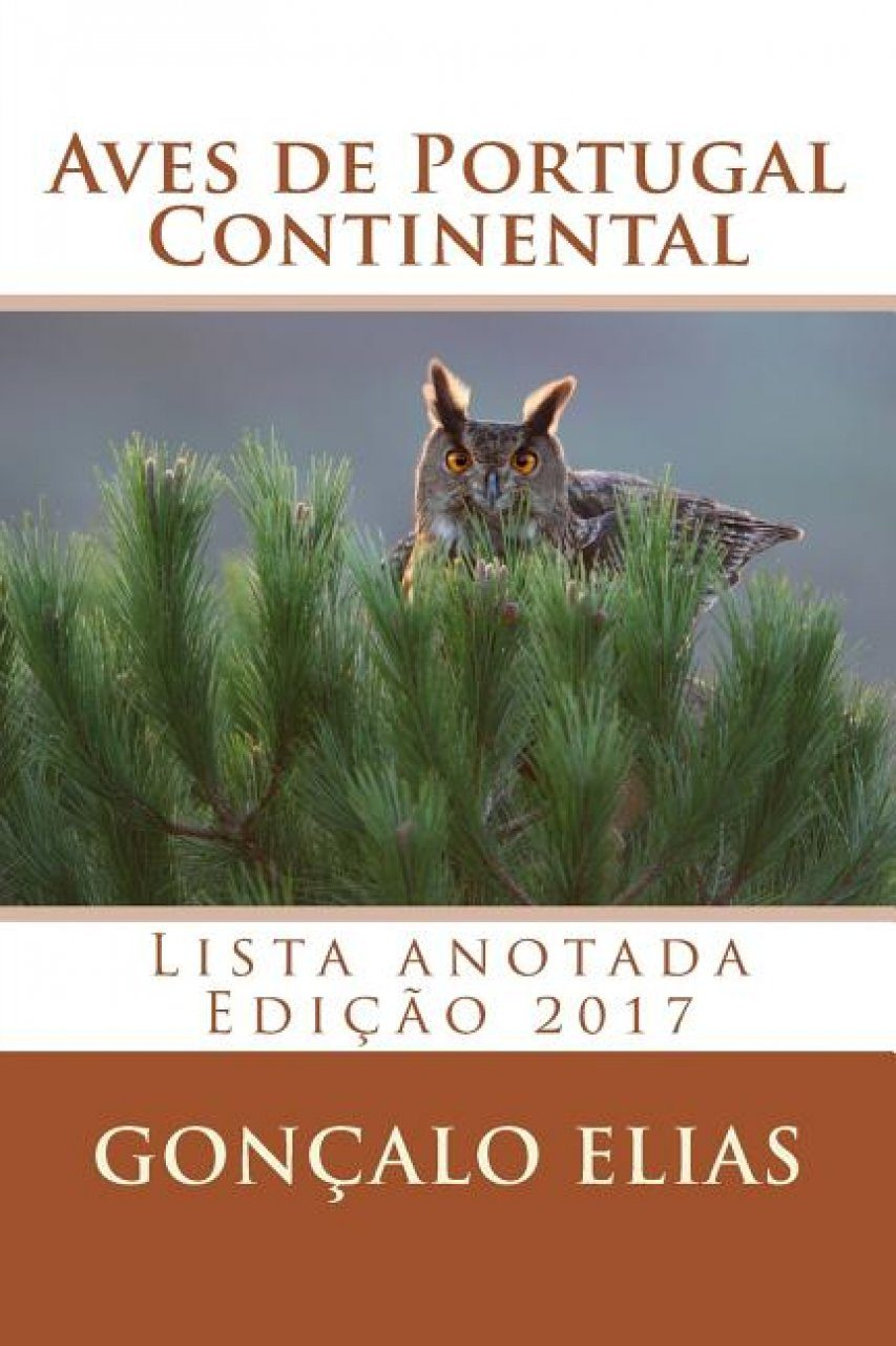 Aves de Portugal Continental: Lista Anotada [Birds of Portugal: An Annotated Checklist]