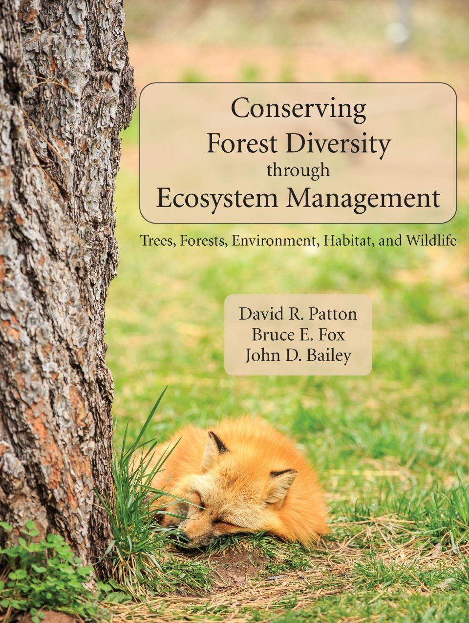 Conserving Forest Diversity through Ecosystem Management