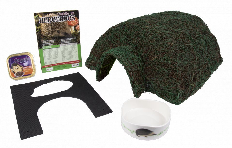 Garden Hedgehog Kit