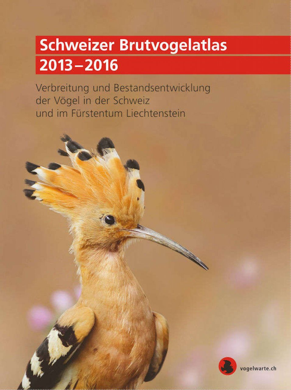 Schweizer Brutvogelatlas 2013–2016: Verbreitung und Bestandsentwicklung der Vögel in der Schweiz und in Fürstentum Liechtenstein [Swiss Breeding Bird Atlas 2013–2016: Distribution and Population Trends of Birds in Switzerland and Liechtenstein]