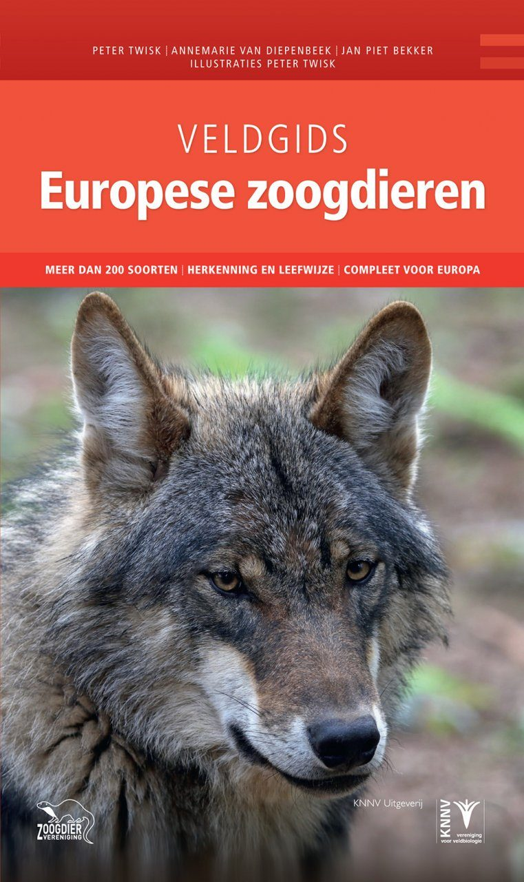 Veldgids Europese Zoogdieren [Field Guide to European Mammals]