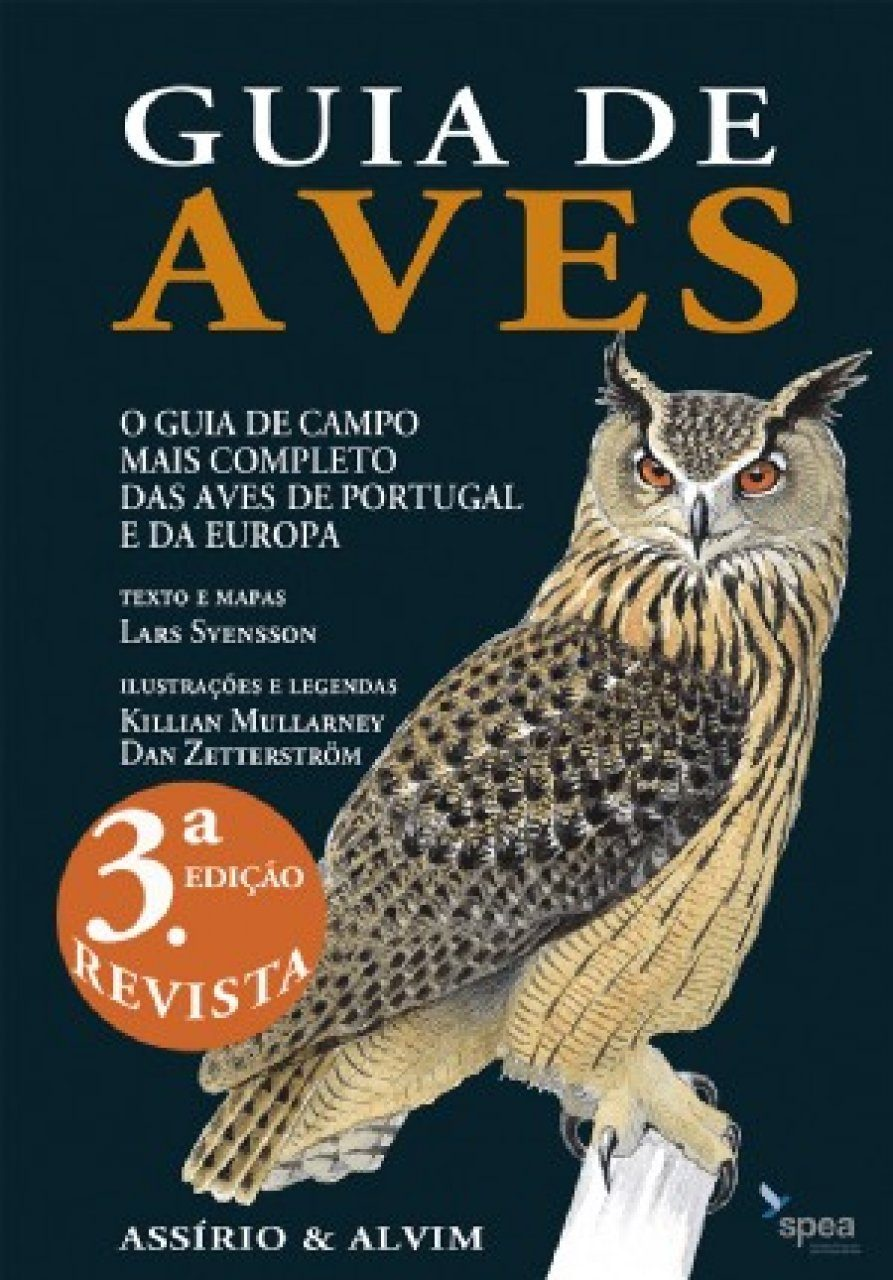 Guia de Aves: O Guia de Campo Mais Completo das Aves de Portugal e da Europa [Collins Bird Guide: The Most Complete Guide to the Birds of Europe, North Africa and the Middle East]