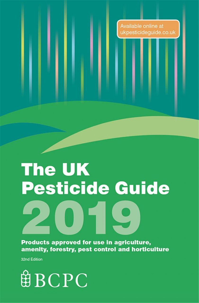 The UK Pesticide Guide 2019