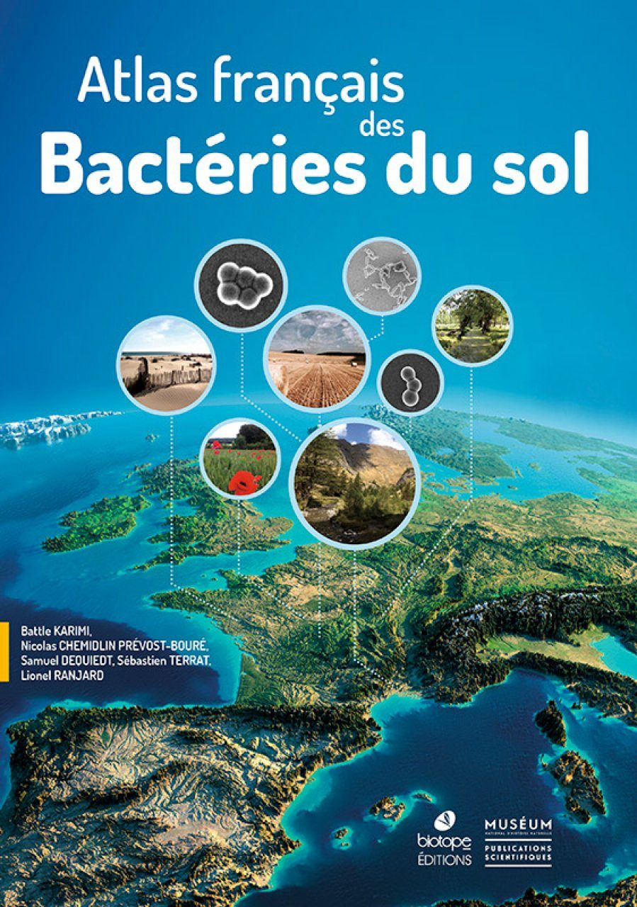 Atlas Français des Bactéries du Sol [Atlas of French Soil Bacteria]