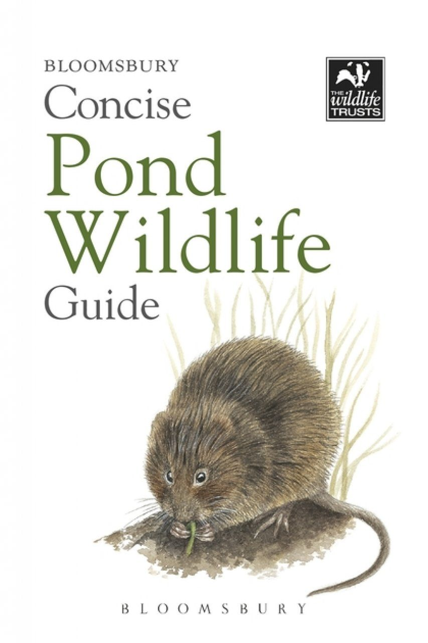 Bloomsbury Concise Pond Wildlife Guide