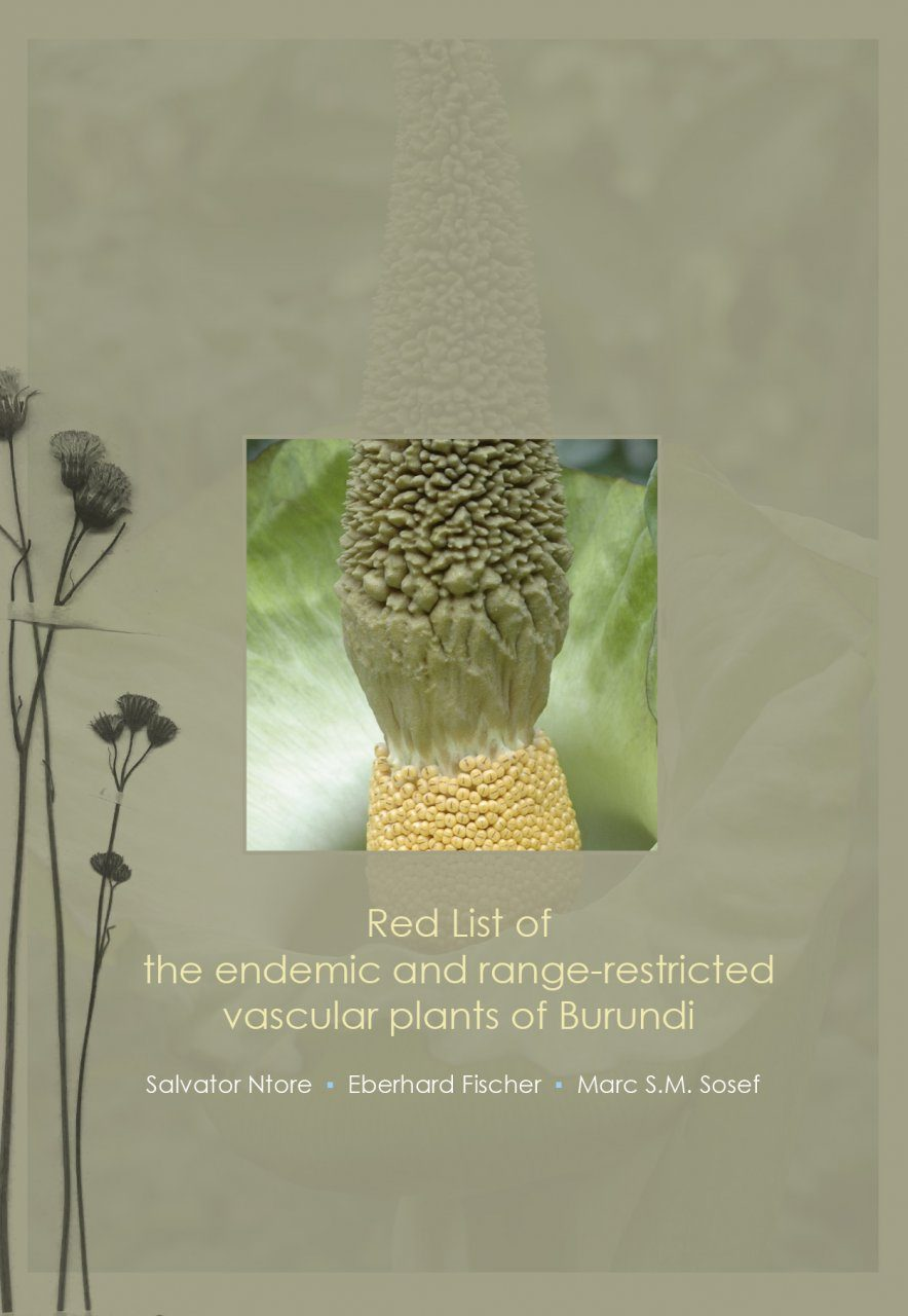 Red List of the Endemic and Range-Restricted Vascular Plants of Burundi
