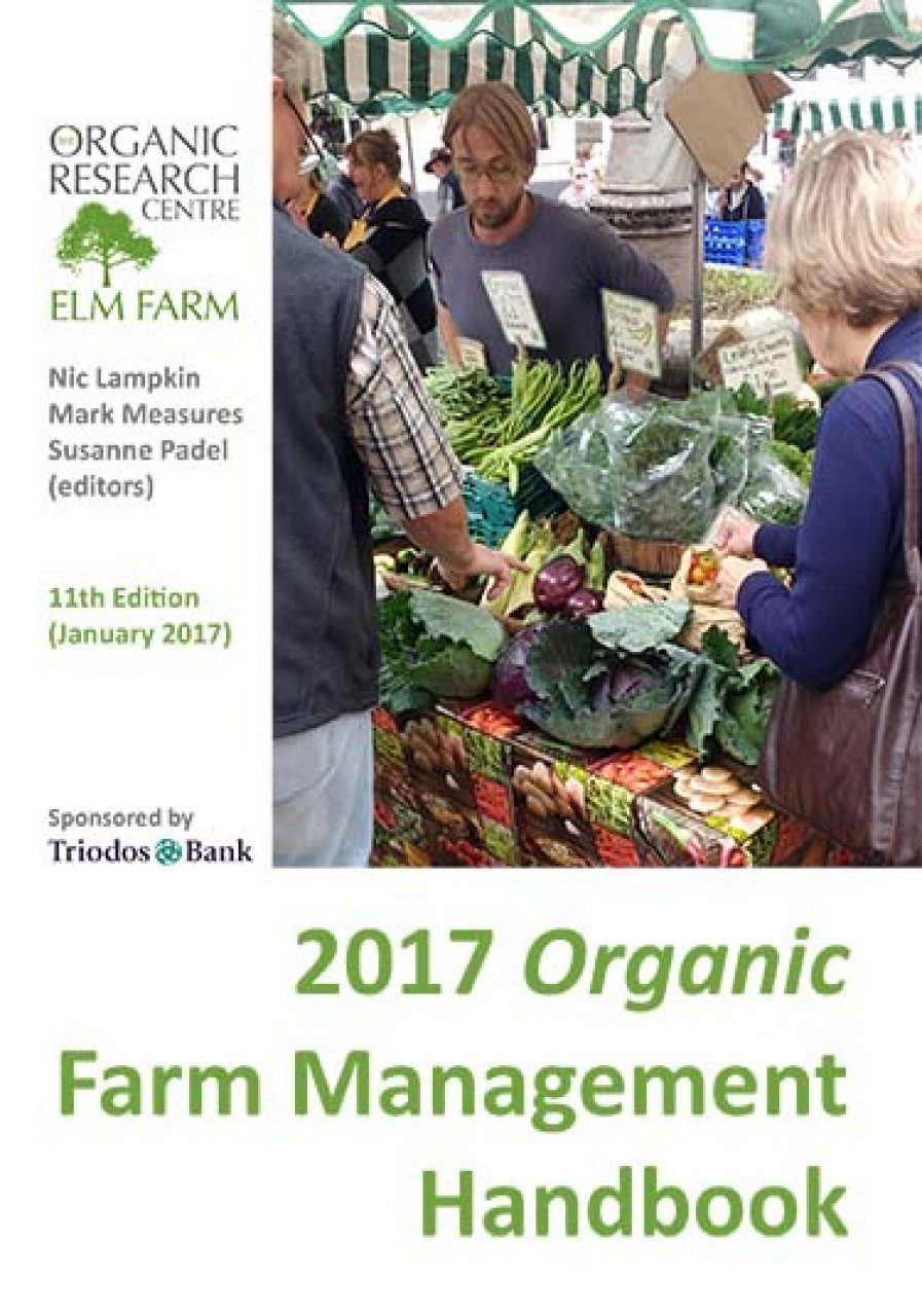 2017 Organic Farm Management Handbook
