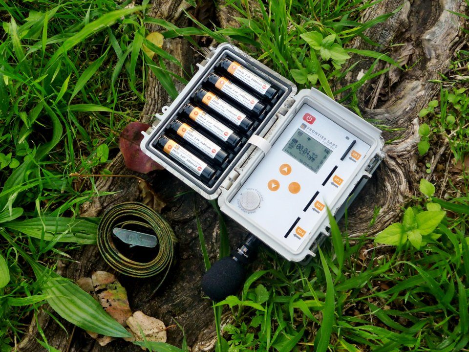 Frontier Labs BAR-LT Bioacoustic Recorder